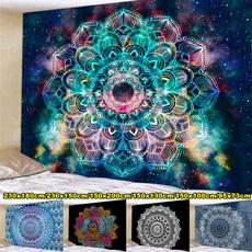 Decor, tapestryforbedroom, Wall Art, mandalatapestry