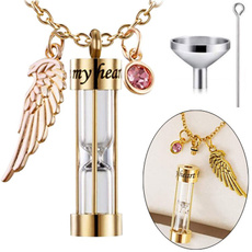 goldplated, Jewelry, Angel, gold