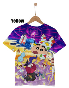 Summer, crayonshinchan, tshirtsforboy, crayonshinchankidstshirt
