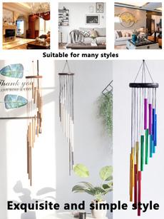 decoration, windchimependant, Outdoor, Aluminum