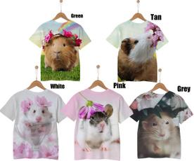 Summer, tshirtsforboy, hamsterkidstshirt, 3dtshirtforkid