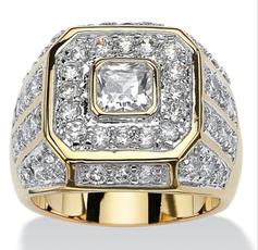 yellow gold, party, DIAMOND, wedding ring