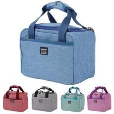 Box, Picnic, Bags, Food