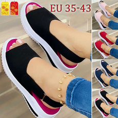 casual shoes, Summer, Sandals, Ladies Fashion