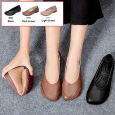 non-slip, Flats, moccasinshoe, Fashion