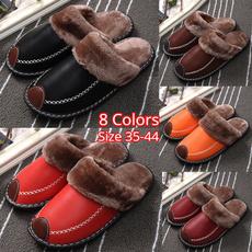 Plus Size, wintersandalsforwomen, Indoor, Winter Slippers
