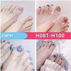 nailwrap, toenailsticker, Beauty, Stickers