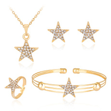 DIAMOND, Star, Jewelry, Simple