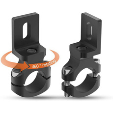 motorcycleaccessorie, spotlightbracket, headlightmountingbracket, 22mmheadlightbracket