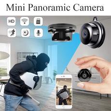 minispycamerawirelesswithaudio, spycamerawifi, Home & Kitchen, Mini