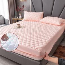 King, Sheets, mattresspad, Elastic