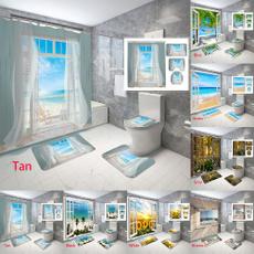 Bath, Summer, Bathroom, bathroomdecor