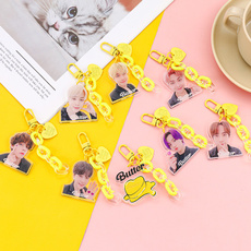 fansgift, K-Pop, Key Chain, giftkeychain