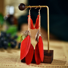 Tassels, Woman, Jewelry, Jewellery