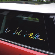 Beautiful, Car Sticker, 3dcardecal, cardecalsandsticker