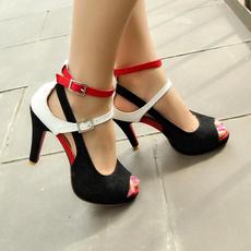 Peep Toe, sandals for women, Sandals, Shoes
