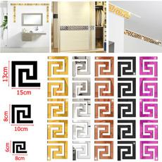 acrylicsticker, Home Decor, Home & Living, diywallsticker