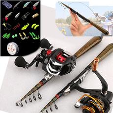 fishingrodreel, Bass, fishingrod, Travel