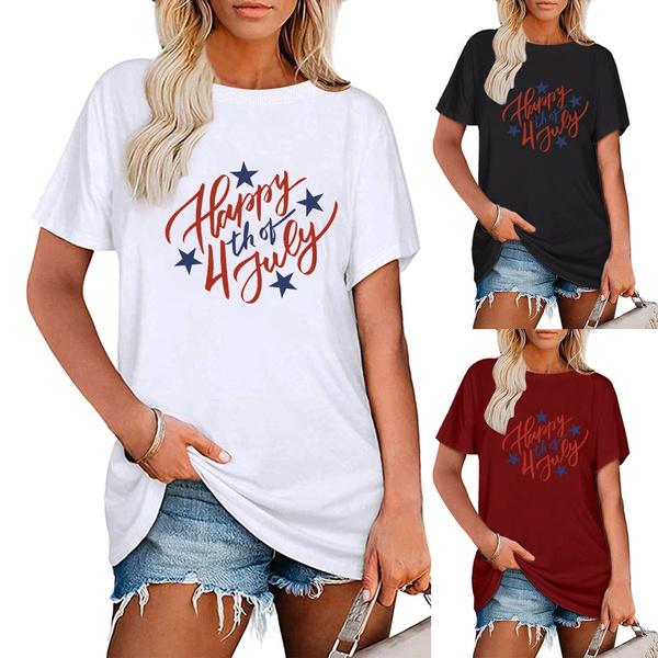 Summer, Fashion, Cotton Shirt, womenstopsandtee