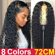 wig, Black wig, Lace, brazilian