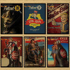 Video Games, vintageposter, fashionposter, affiche