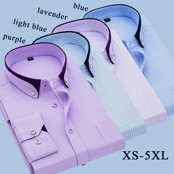 Cotton, plaid, formal shirt, Dress Shirt