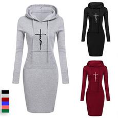 Fashion, Winter, Dress, Tops