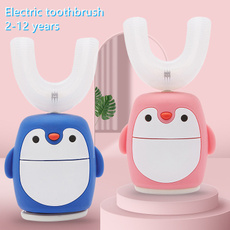 electrictoothbrushkid, Electric, Waterproof, Silicone