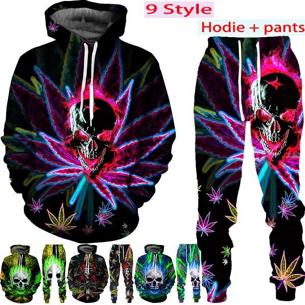Goth, Plus Size, pants, Long Sleeve