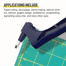 Scrapbooking, stencilmaking, craftcuttingtool, Tool