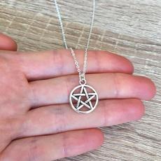 heretic, Goth, Star, Jewelry
