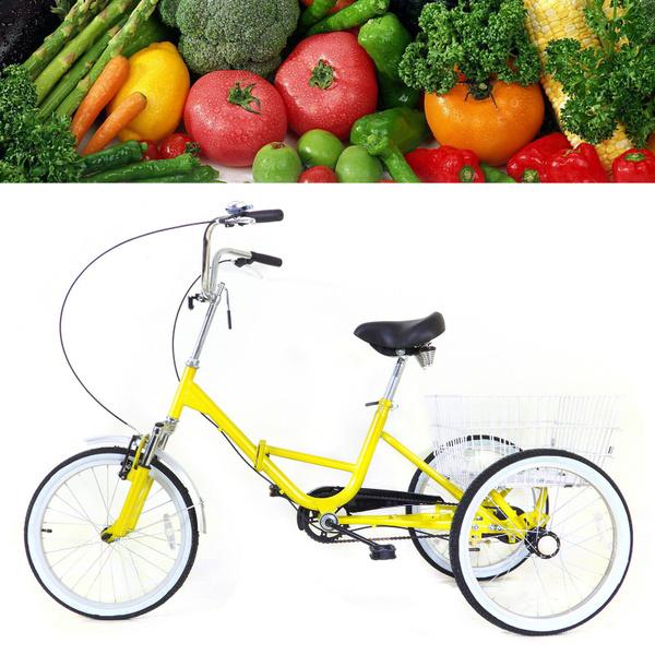 bikeaccessorie, adulttrik, Bicycle, trike
