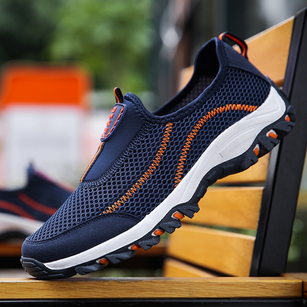 sliponshoesformen, Sneakers, Outdoor, sports shoes for men