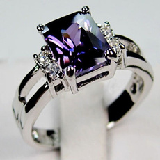 Sterling, White Gold, gold, Engagement Ring