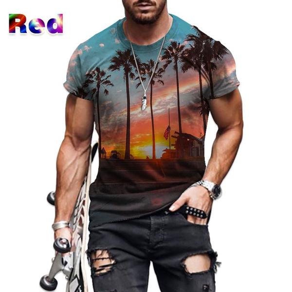 sunsettop, Funny T Shirt, unisex clothing, plussizetshirt