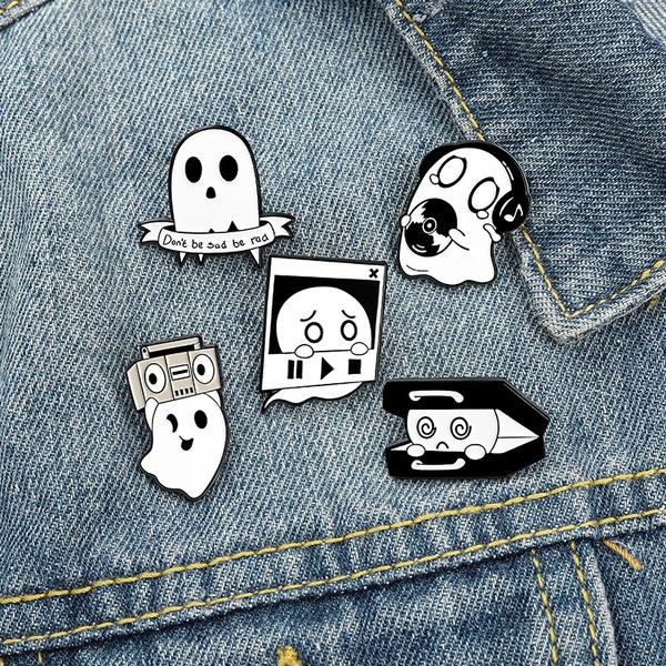 ghost, cute, Fashion, Jewelry