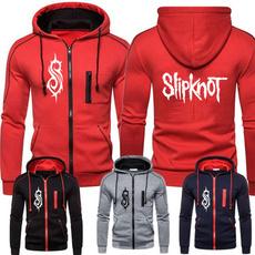 casual coat, hoodiesformen, Fashion, slipknot
