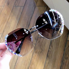 Women, DIAMOND, UV400 Sunglasses, Sunglasses