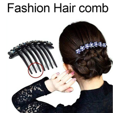 hairpincomb, Fashion, Jewelry, headwear