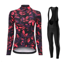 Cycling, Long Sleeve, springandautumn, Female
