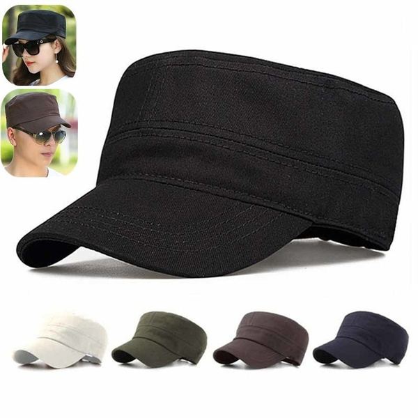 Army, Fashion Accessory, hats for women, plaincap