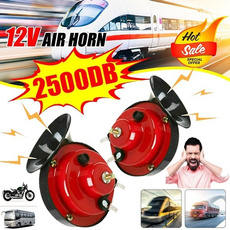 Electric, motorcyclehorn, boathorn, Parts & Accessories