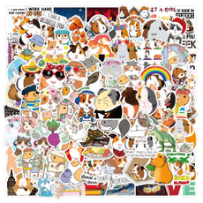 Stickers, cute, Computers, guineapighouse