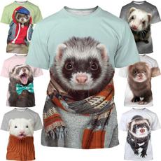 Summer, shortsleevestshirt, Sleeve, Mens T Shirt