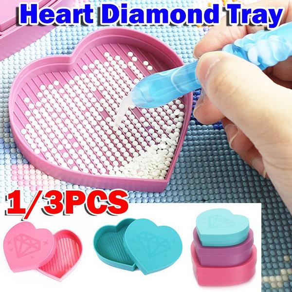 rhinestonetray, diy, diamondpaintingtray, diamondplate