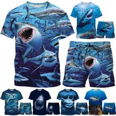 Summer, Shark, Fashion, Funny
