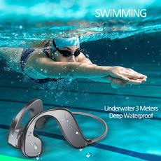 Headset, Swimming, wirelessearphone, boneconductionearphone
