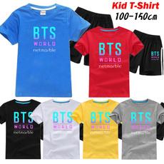Summer, Elastic, boysandgirl, children's clothing