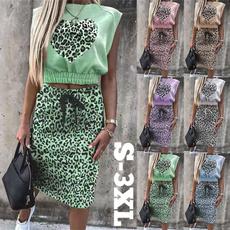 2pieceset, dressesforwomen, sexydressesforwoman, leopard print