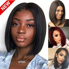 wig, Black wig, promwig, Shorts